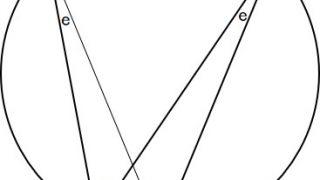 3N 航海 筆記試験問題 沿岸航法(クロス方位法)